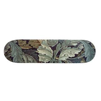 Stunning William Morris Acanthus Leaf Design Skate Board Decks