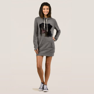 Stunning Women's Hoodie Dress