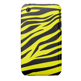 Stunning Zebra Print Case-Mate iPhone 3 Case