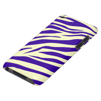 Stunning Zebra Print Case-Mate iPod Touch Case