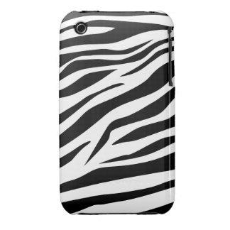 Stunning Zebra Print iPhone 3 Covers