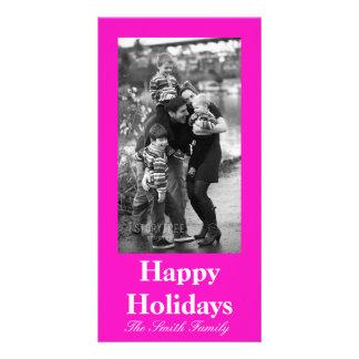 Stunningly Vivacious Pink Color Card
