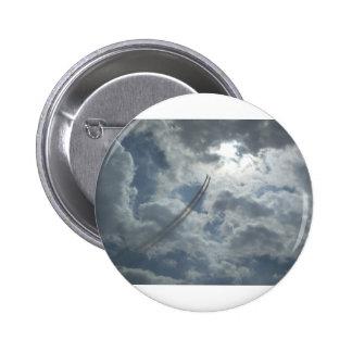 Stunt Flying Demonstration Pin