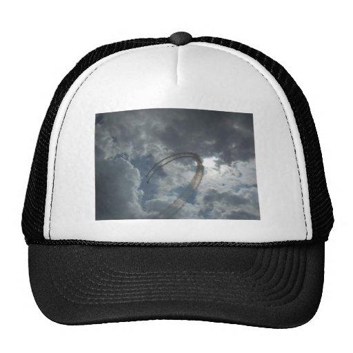 Stunt Flying Demonstration Trucker Hat