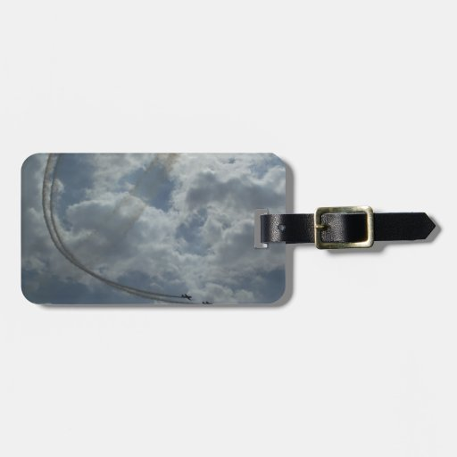 Stunt Flying Display Tag For Luggage