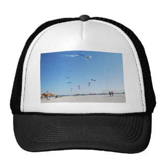 Stunt Kites in Formation Mesh Hats