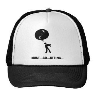 Stunt Kiting Mesh Hats
