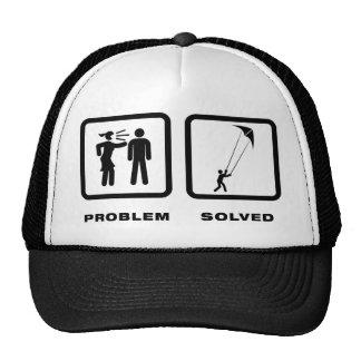 Stunt Kiting Mesh Hat
