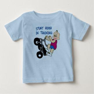 Stunt Rider In Training Baby T-Shirt