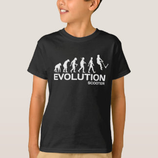 Stunt SCOOTER EVOLUTION kick scoot kids t-shirt