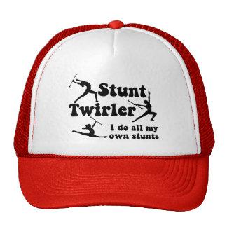 Stunt Twirler Mesh Hat