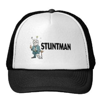 Stuntman Cap