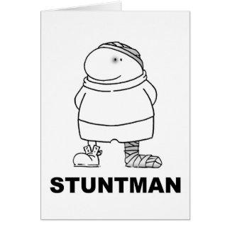 Stuntman Card