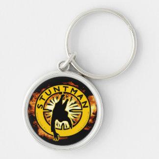 Stuntman Key Ring