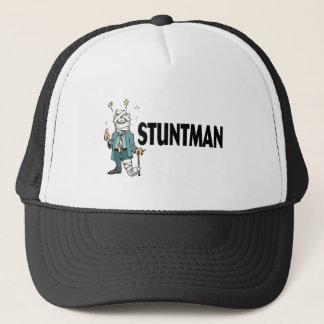 Stuntman Trucker Hat