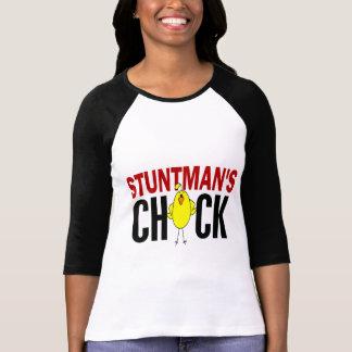 Stuntman's Chick Tshirt