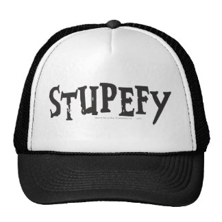 Stupefy Hats