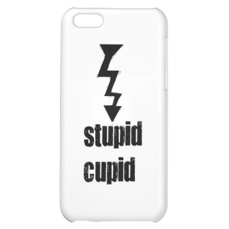 Stupid Cupid Case For iPhone 5C