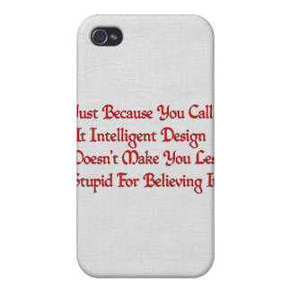 Stupid Design) iPhone 4 Covers