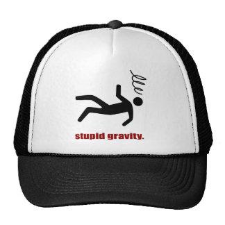 Stupid Gravity - I Do My Own Stunts Cap