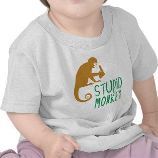 Stupid Monkey T-shirts