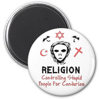 Stupid People Control Magnet