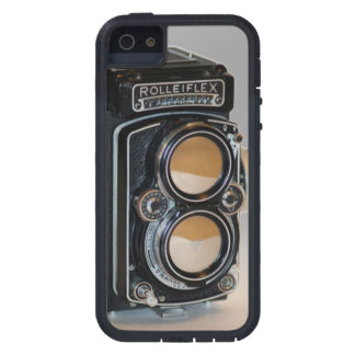 Sturdy iPhone case with vintage reflex camera look iPhone 5 Case
