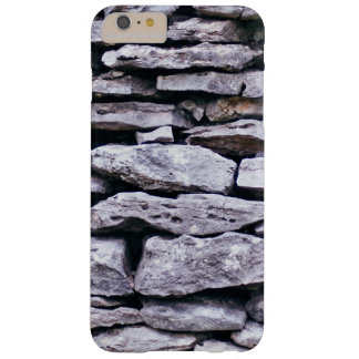 sturdy stacked stones fence barely there iPhone 6 plus case