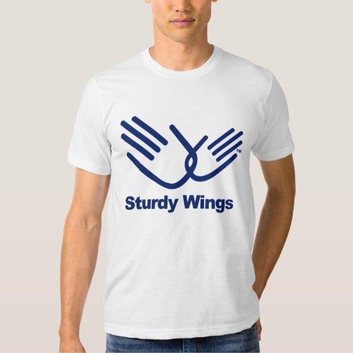 Sturdy Wings T-shirts