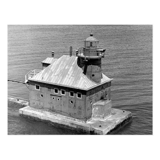 Sturgeon Bay Canal North Pierhead Lighthouse Postcard