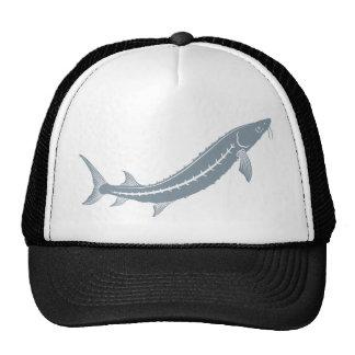 Sturgeon Fish Cap