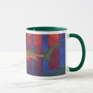 Sturgeon Sunset Mug