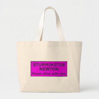 Sturminster Newton Large Tote Bag