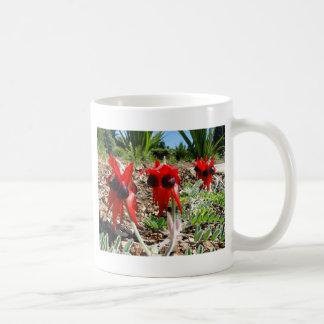 Sturt's Desert Pea Trio Coffee Mug