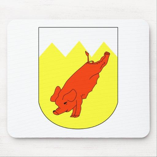 Sturzkampfgeschwader 77 1. Staffel SG 77 Mousepads