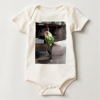 Stu's erm FART lol Baby Bodysuit