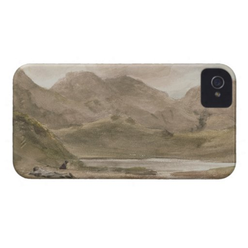 Sty Head Tarn, 12th October 1800 iPhone 4 Covers