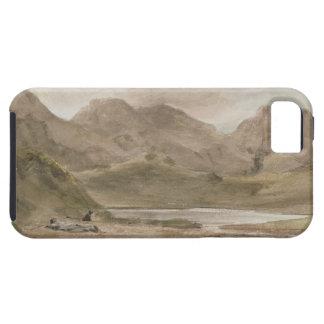 Sty Head Tarn, 12th October 1800 iPhone 5 Case