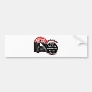 Style 2 Design Arjae Matthews Music Bumper Sticker