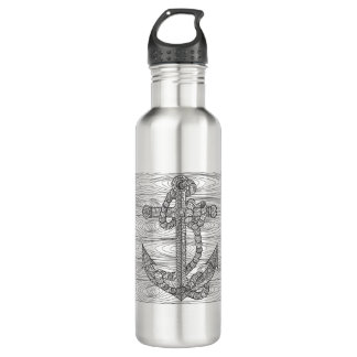 Style Anchor And Rope 710 Ml Water Bottle