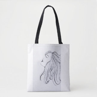 Style and Awe Best Profile Tote Bag