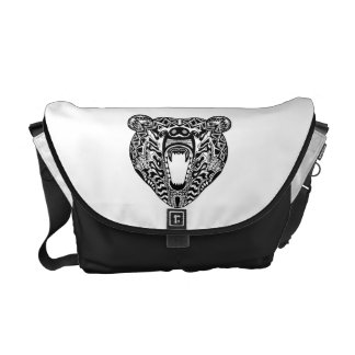 Style Bear Courier Bag
