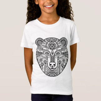 Style Bear Head T-Shirt