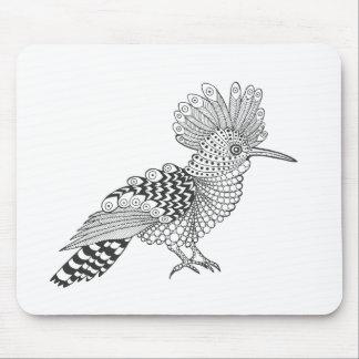 Style Bird Mouse Mat