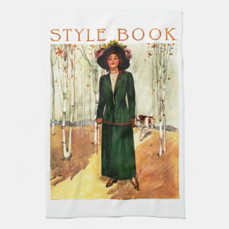 Style Book Towel