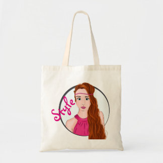 Style Budget Tote Bag