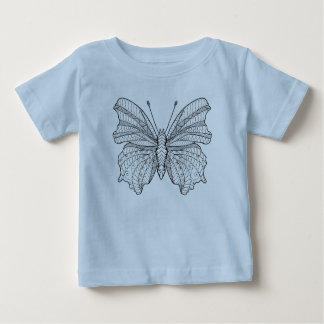 Style Butterfly 3 Baby T-Shirt