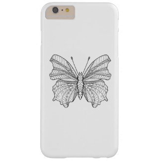 Style Butterfly 3 Barely There iPhone 6 Plus Case