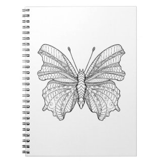 Style Butterfly 3 Notebook