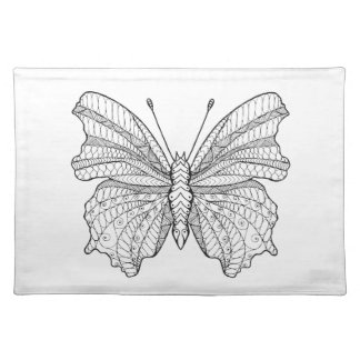 Style Butterfly 3 Placemat